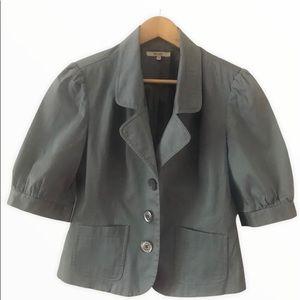 RW&Co short sleeved blazer NWOT